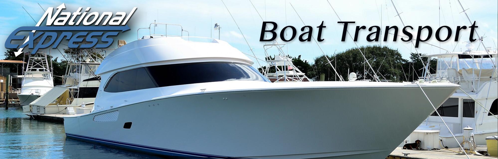 national express boat transport