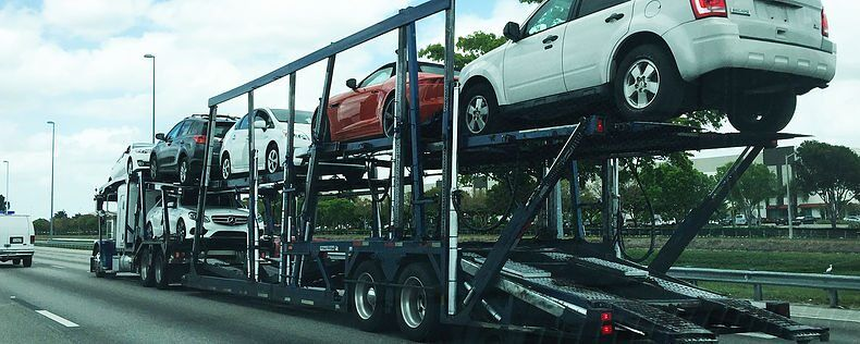 Car Carrier - Auto Transport