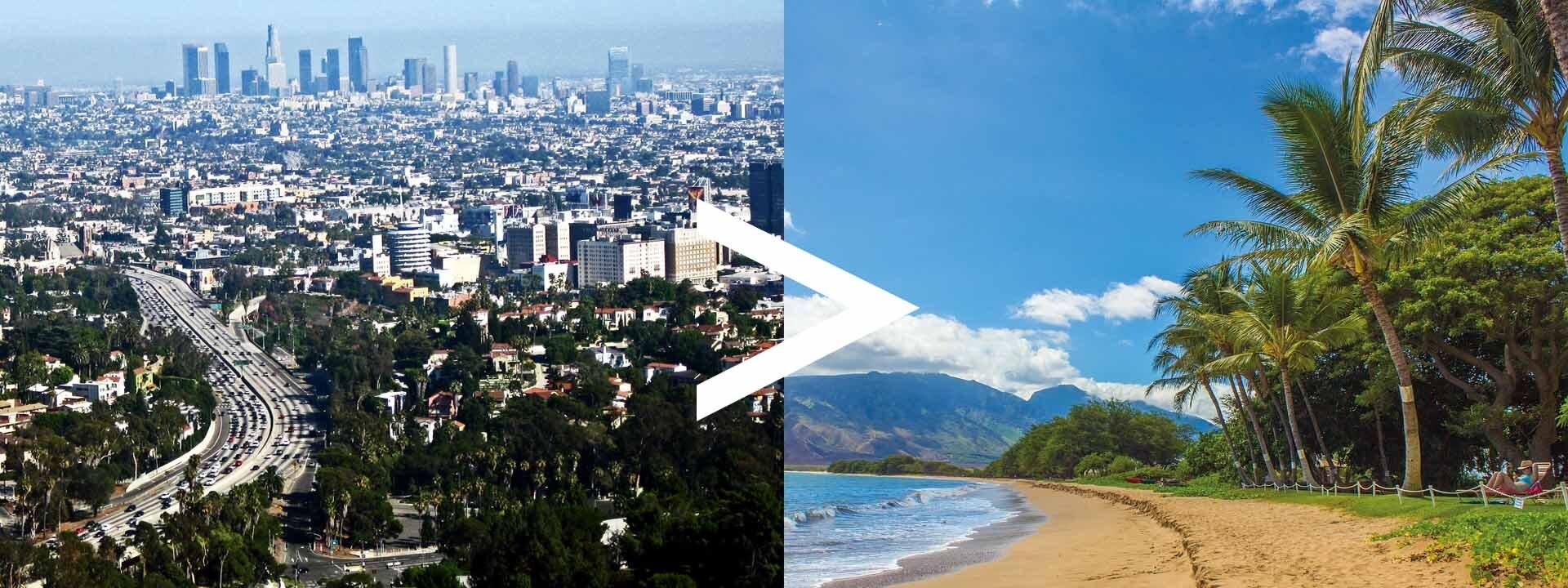 California to Hawaii Auto Transport