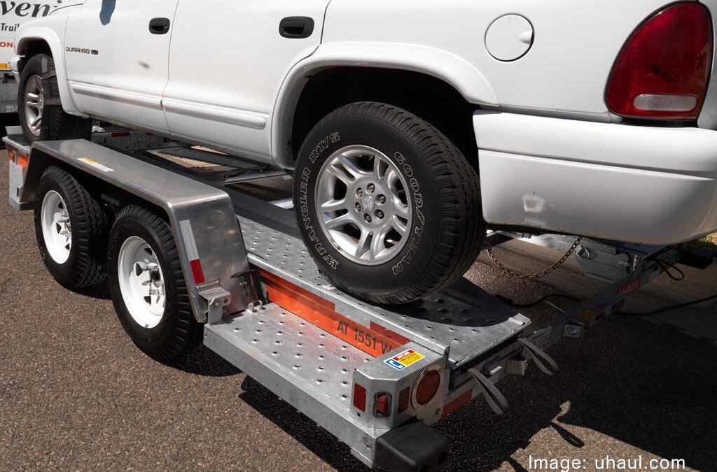 U-Haul Auto Transport - Should I Do it Myself? | National