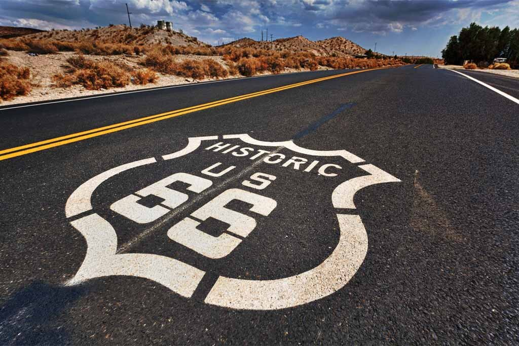 interstate route 66