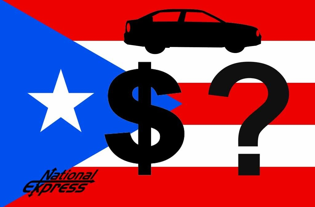 Car Transport Cost >> How Much Does It Cost To Ship A Car To Puerto Rico National Express